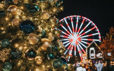 great smoky mountain wheels christmas